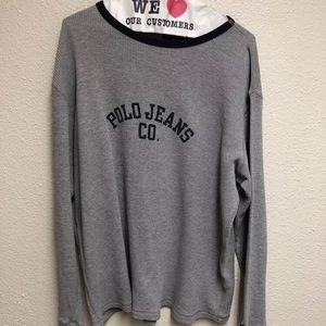 Vintage Polo Jeans Thermal by Ralph Lauren